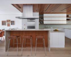Современный стиль для оформления частного дома