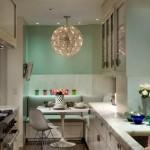 Обустраиваем маленькую кухню комфортно, органично и современно