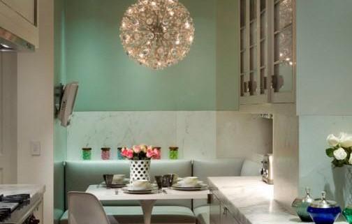 Дизайн-проект интерьера очень маленькой кухни