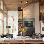 Эко стиль для современного загородного жилища