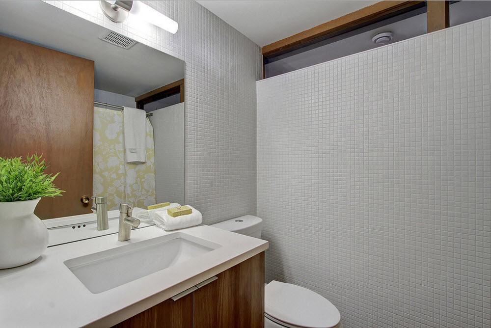 Интерьер ванной комнаты для детей