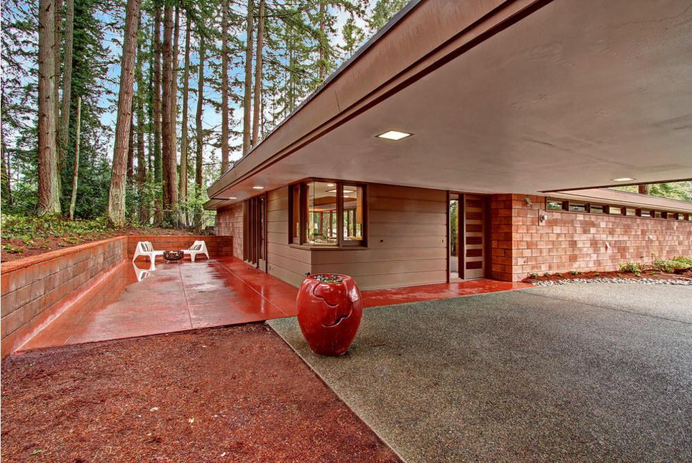 Ландшафтный дизайн придомовой территории