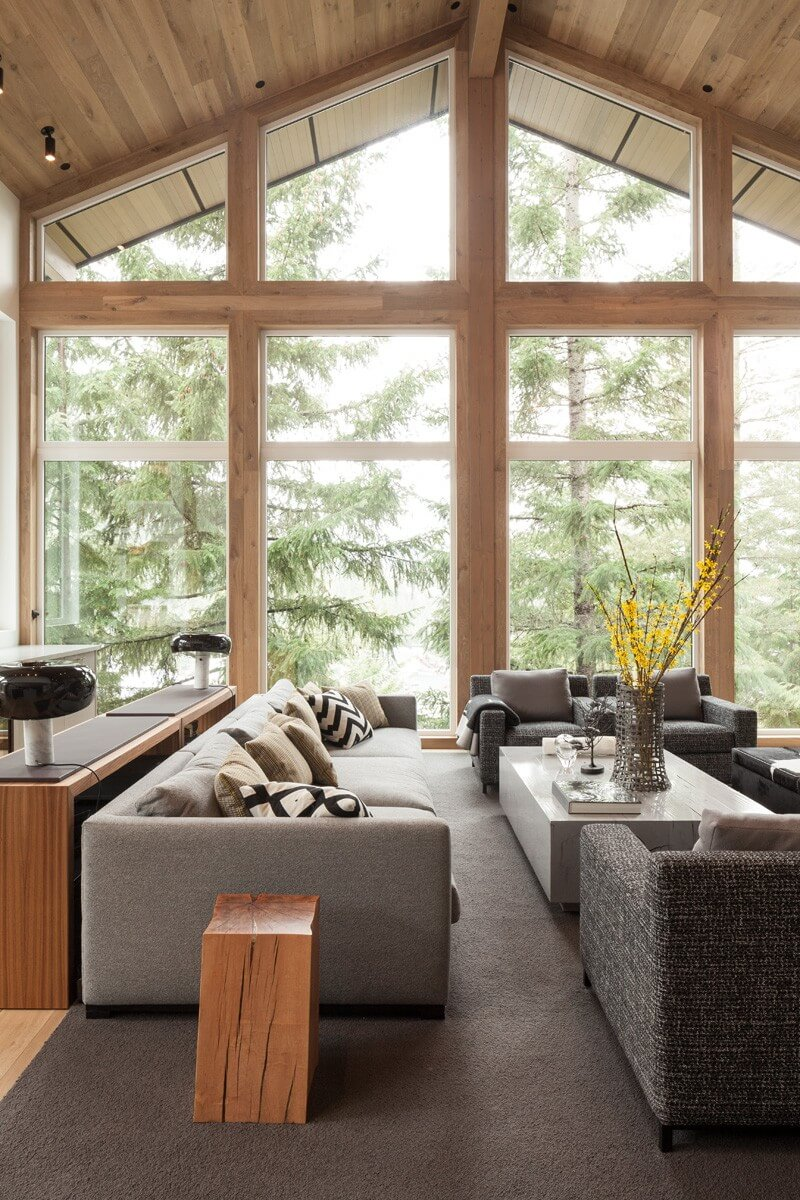 Scandinavian inspired window designs modernize for House window design