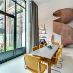 Оригинальный интерьер квартиры «за стеклом»