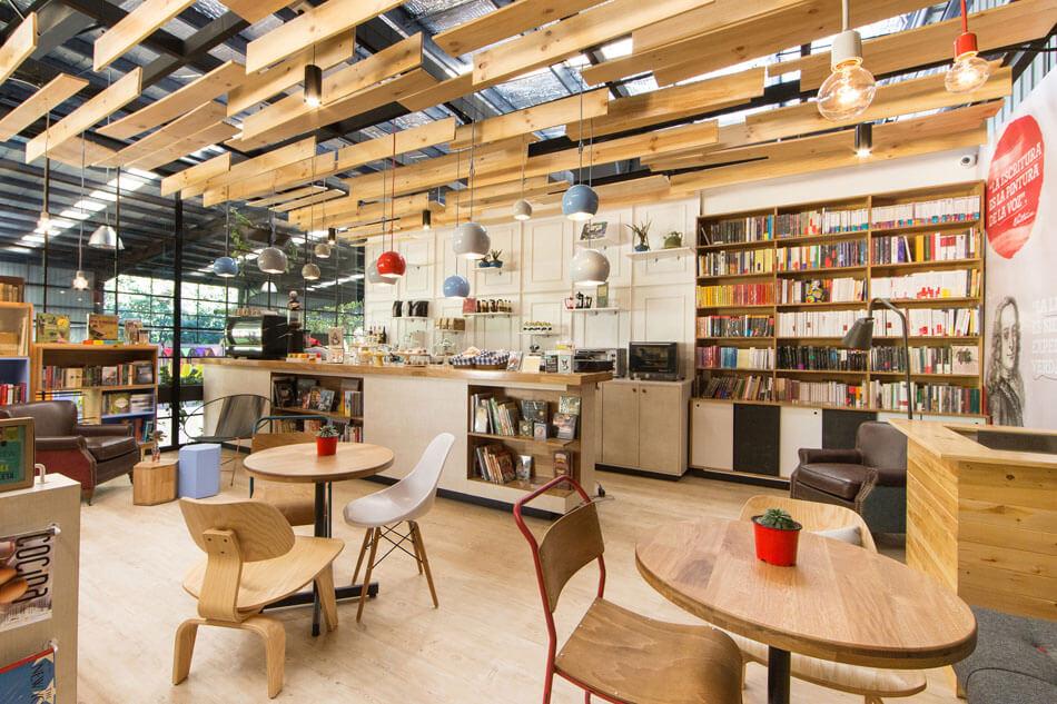 Нетривиальный подход к формированию столиков для кофе