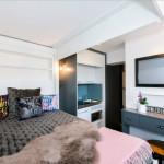 Дизайн очень маленькой квартиры или «невозможное возможно»