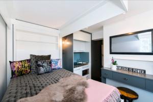 Интерьер очень маленькой квартиры