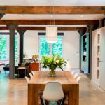 Индустриальные мотивы в дизайне лондонской квартиры