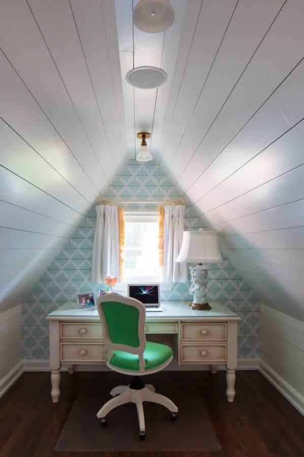 Светлый и уютный кабинет