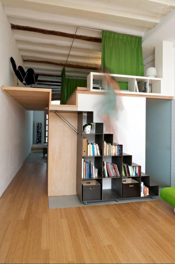 Рациональное использование пространства