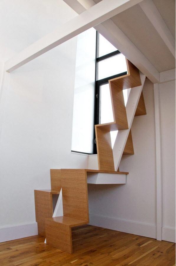 Лестница как арт-объект