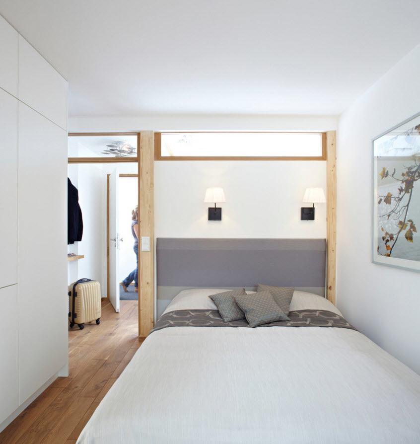 Трансформация гостиной в спальню