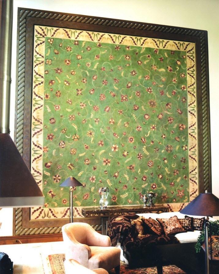 100 лучших фото идей: гобелен в интерьере квартиры