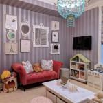 Диван в детскую комнату – калейдоскоп идей