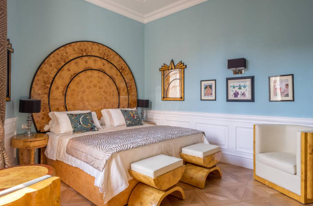 Оригинальный дизайн кровати
