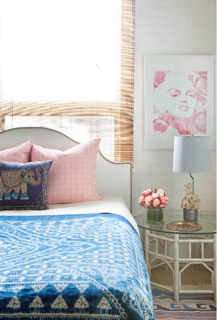 Декорируем спальню