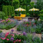 Цветочная клумба – украшение вашего участка