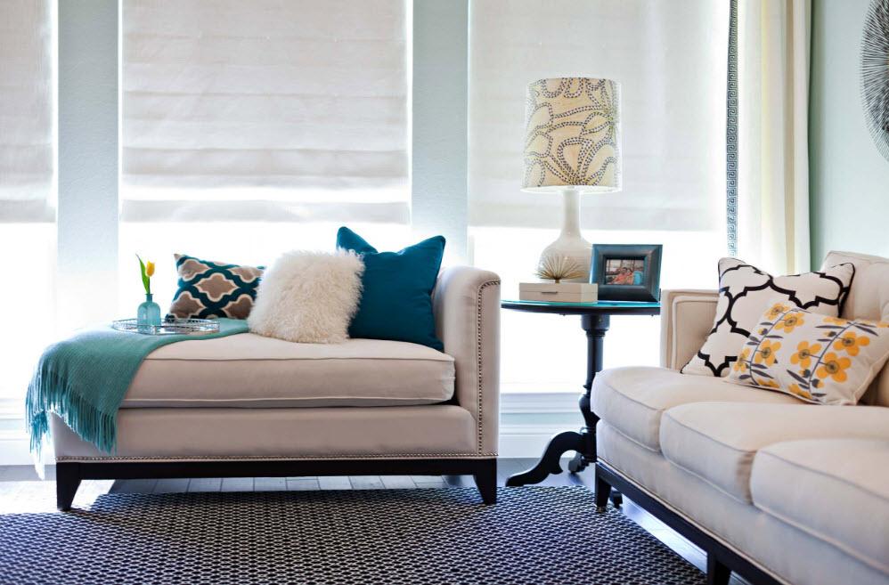 Подушки для софы и дивана