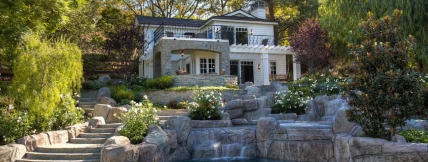 Создание красивого образа фасада частного дома