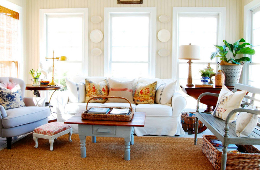 Town amp Country Living  Farmhouse Style