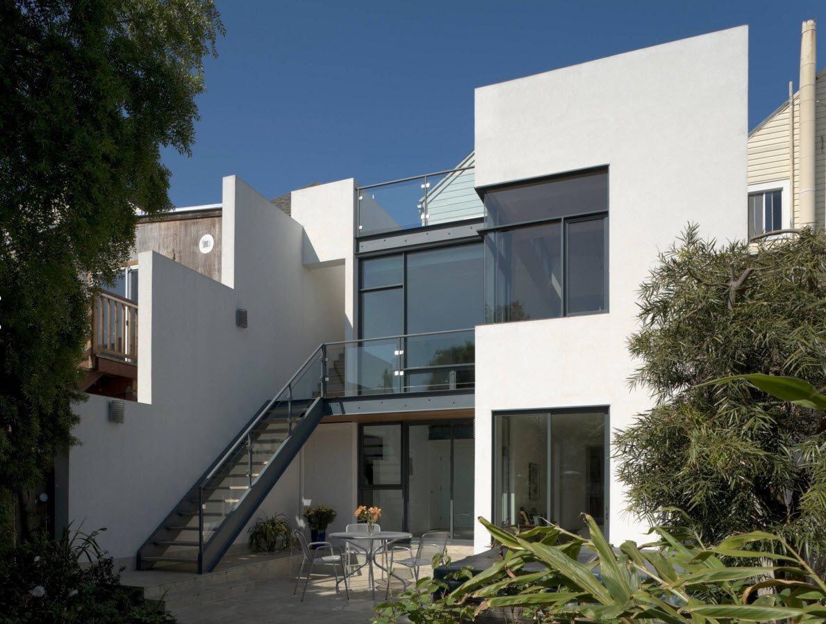 100 лучших идей: Фасад двухэтажного дома на фото