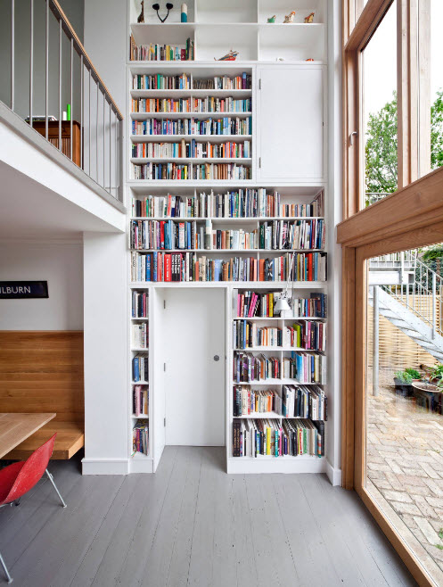 Конструктивное решение для двухуровневой квартиры