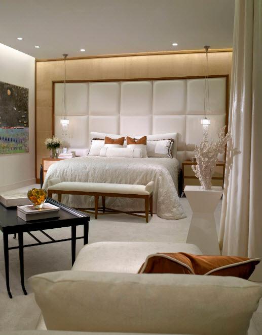 Покрывало для роскошной кровати