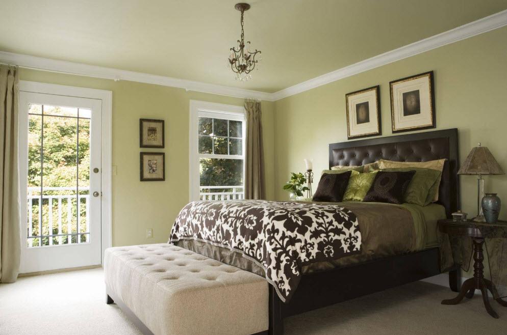 Кровать для традиционного стиля