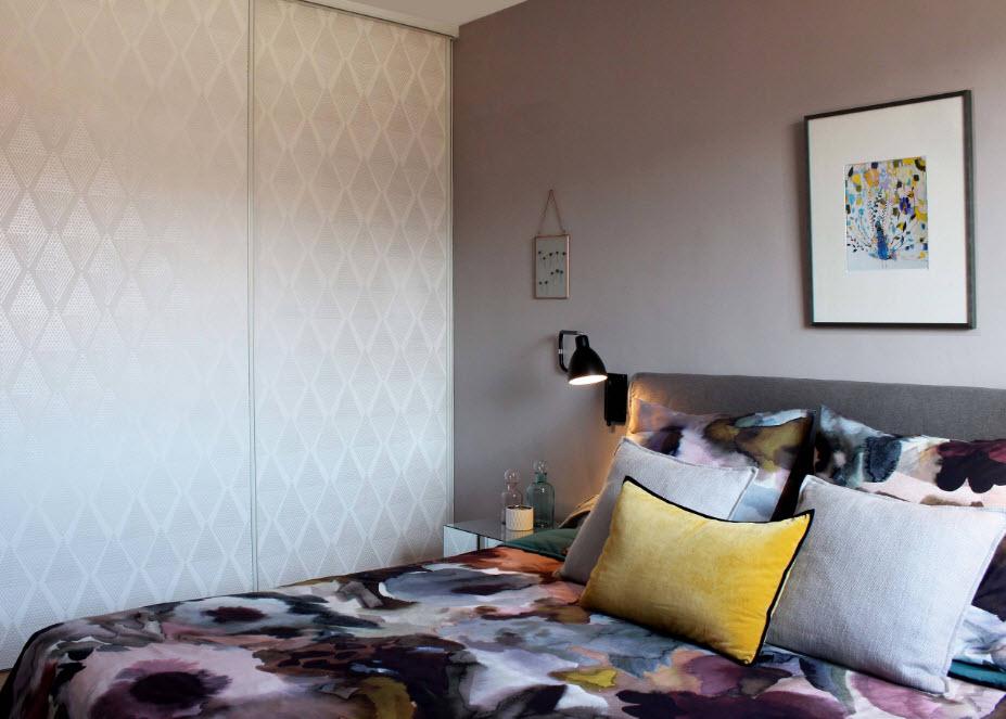 100 лучших идей: спальня в современном стиле на фото