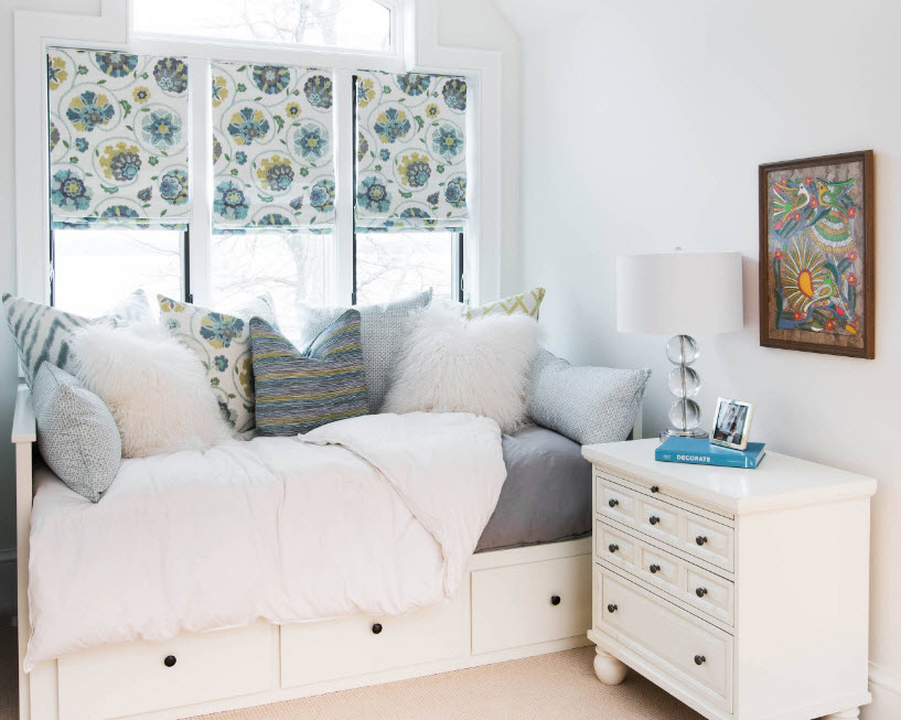 Планировка для маленькой спальни