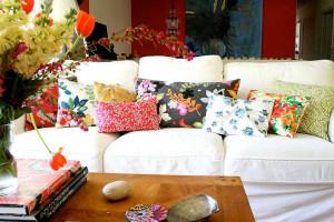 Декоративные подушки - многофункциональный элемент интерьера