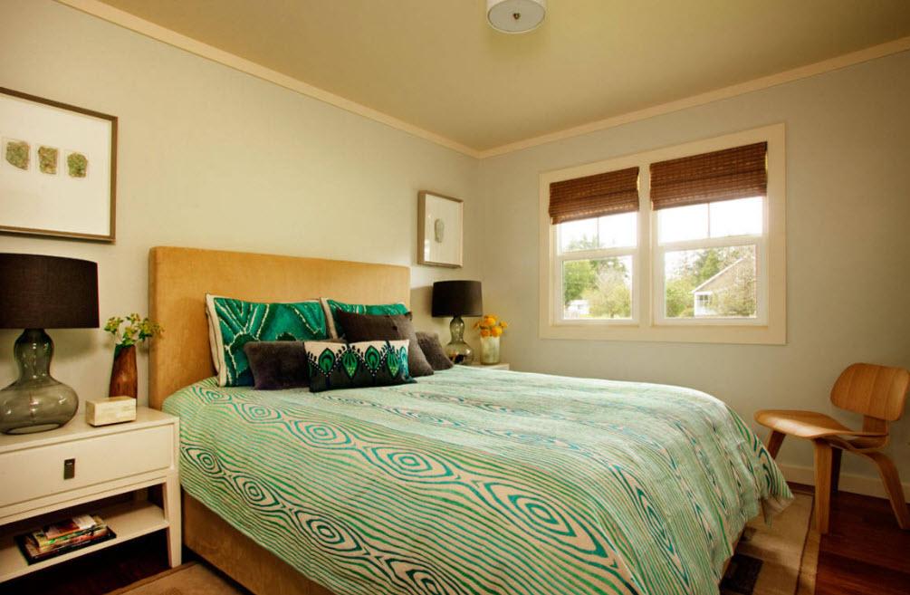 В гармонии с декоративными подушками