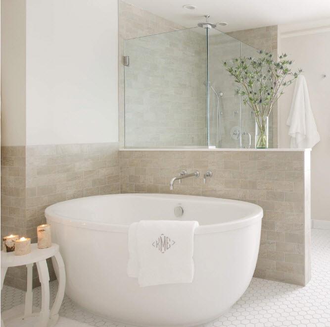 Акриловая ванная - красота и практичность