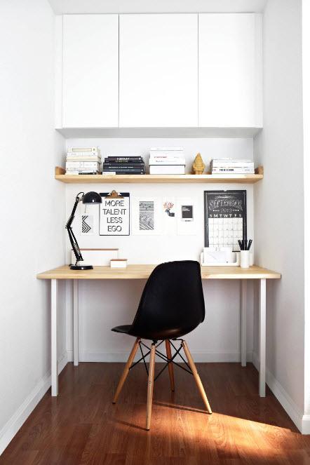 Белоснежный кабинет