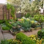 Благоустройство участка частногодома загородного или городского типа