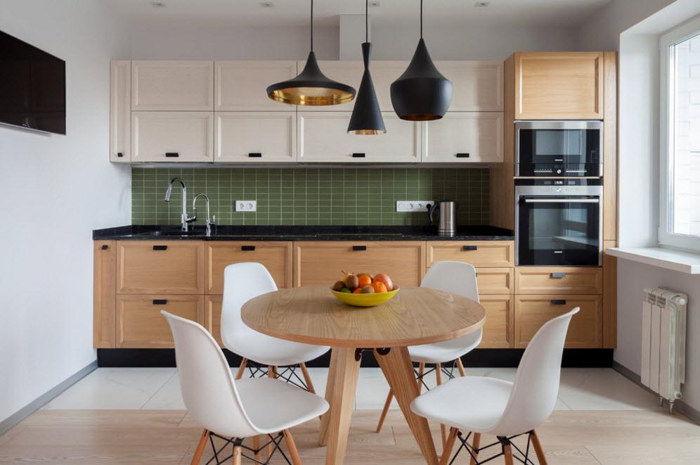 Уютная и практичная кухня