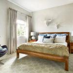Выбор идеального цвета стен для спальни