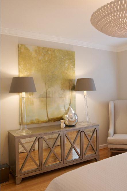 Осветительные приборы для спальни