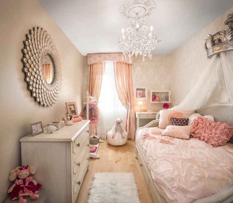 Классика для небольшой комнаты