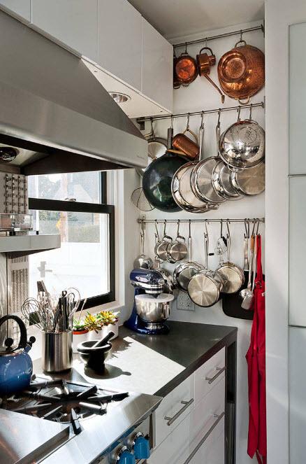 Для небольшой кухни