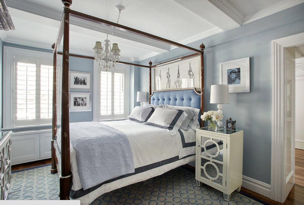 Какой цвет нужен для спальни