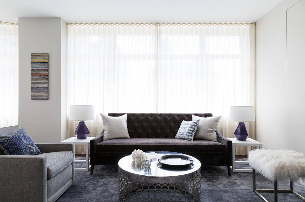 Дополнительные предметы мебели