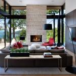 100 лучших идей для гостиной в современном стиле