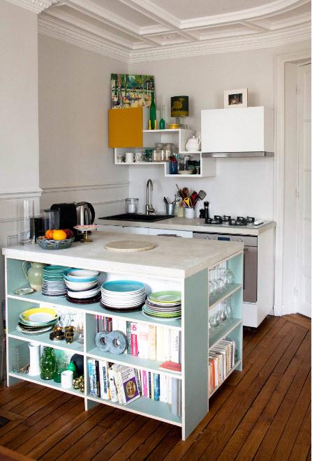 Компактный кухонный сегмент