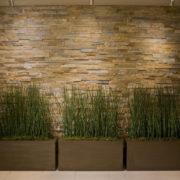 Декоративный камень в современном интерьере
