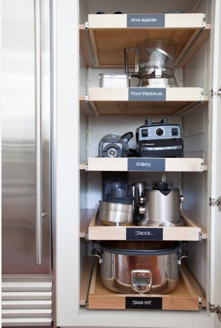Системы хранения для посуды