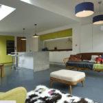 Кухня-студия – идеи оптимизации пространства