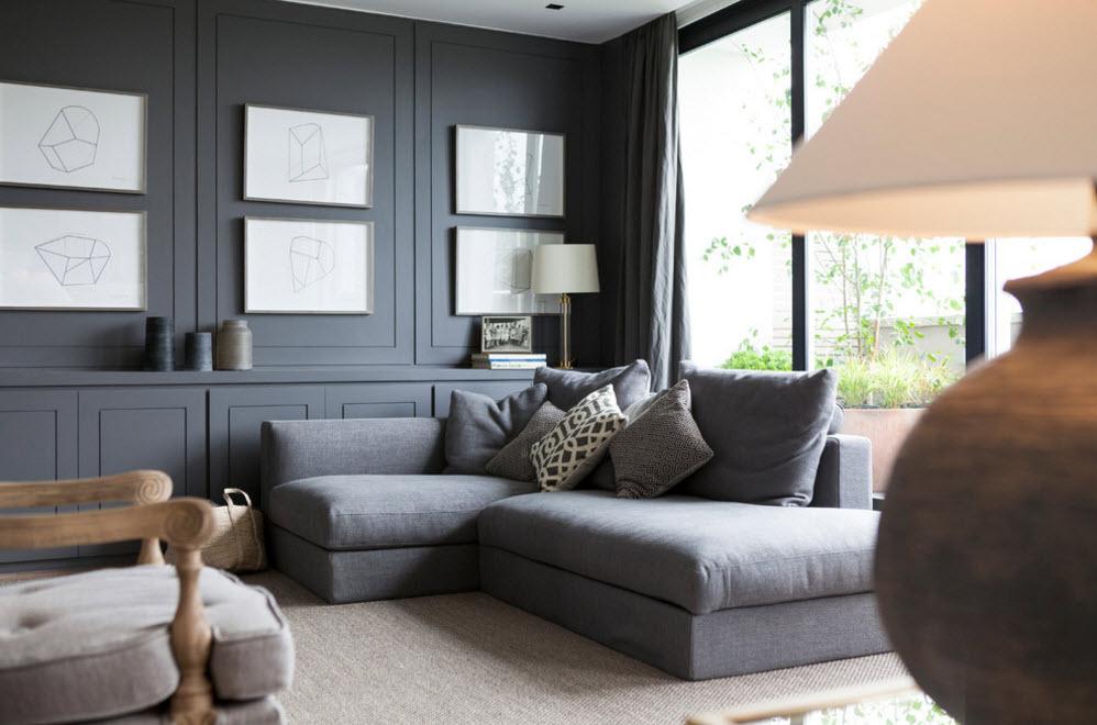 Компактная модель дивана
