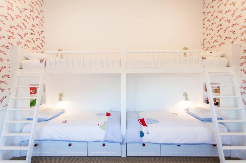 Несколько спальных мест