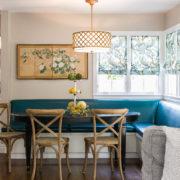Кухонный уголок для современного интерьера